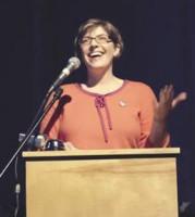 Sarah MacLaughlin Speaking